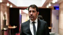 Christophe Castaner élu président du groupe La République en marche à l'Assemblée nationale