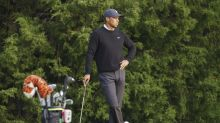 The Latest: After 2 holes, Spieth in trouble at US Open