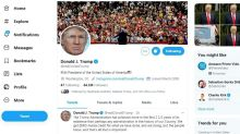 JPMorgan cria índice para medir impacto de tuítes de Trump nos mercados