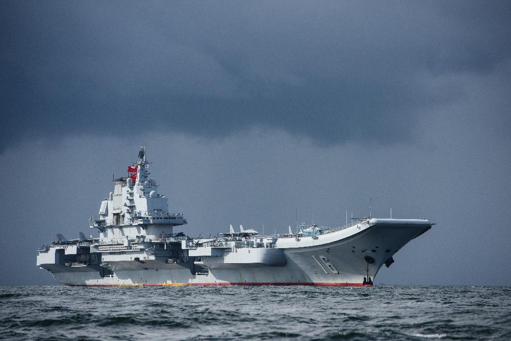 China, which has one aircraft carrier, the Liaoning, has been invited to take part in the RIMPAC naval drill