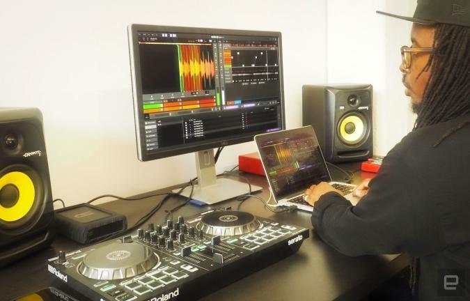 DAW DJ production software