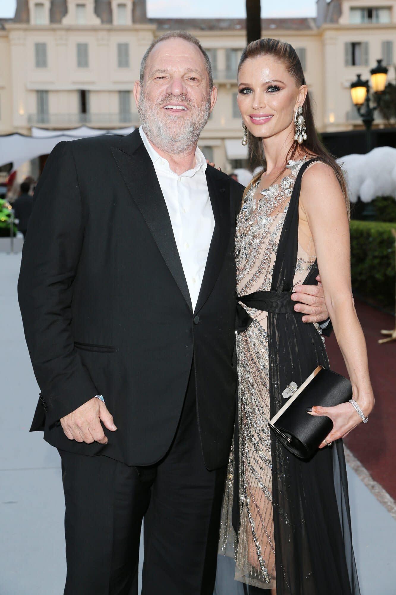 Harvey Weinstein And Georgina Chapman Finalize Divorce Almost 4 Years After Split