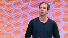 Galvão Bueno revela que Caio Ribeiro testou positivo para Covid-19