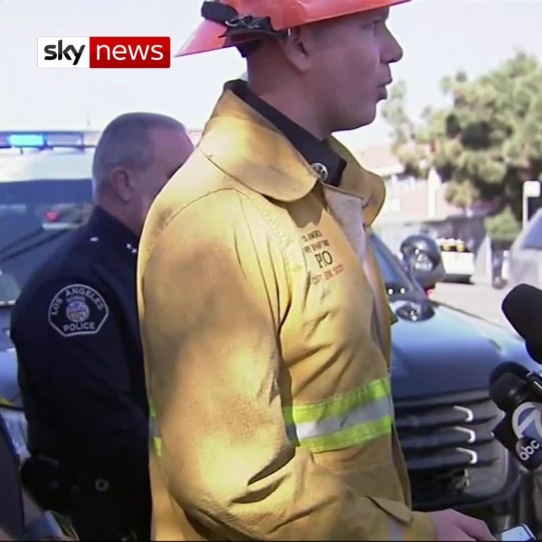 Girl, 12, Suspected Of Shooting In Los Angeles School [Video]