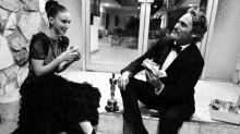 Joaquin Phoenix and Fiancée Rooney Mara Enjoy Vegan Burgers Following His Oscar Win