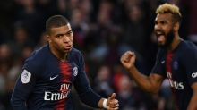 Mbappe hits half century record as PSG strenghten hold on Ligue 1 title