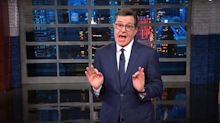 Stephen Colbert: Trump's 'Whole New Holiday' Sounds A Lot Like 4th Of July