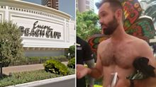 Man kicked out of resort pool over 'inappropriate' swimwear