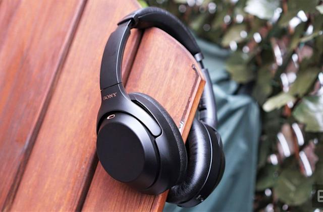 Sony's WH-1000XM3 wireless ANC headphones are $100 off today