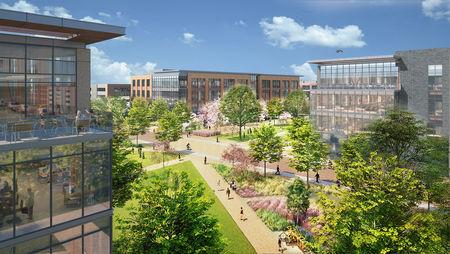 Walmart bets big on attracting workforce with new HQ campus