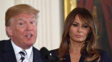 Einwanderungspolitik: Melania Trump widerspricht harter Linie ihres Mannes