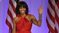 First Lady Wows With Bold Inaugural Choices