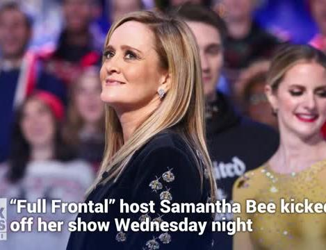 Late Night Talk Show Hosts 2020.Samantha Bee Skewers Democratic 2020 Hopefuls On Late Night Talk Show
