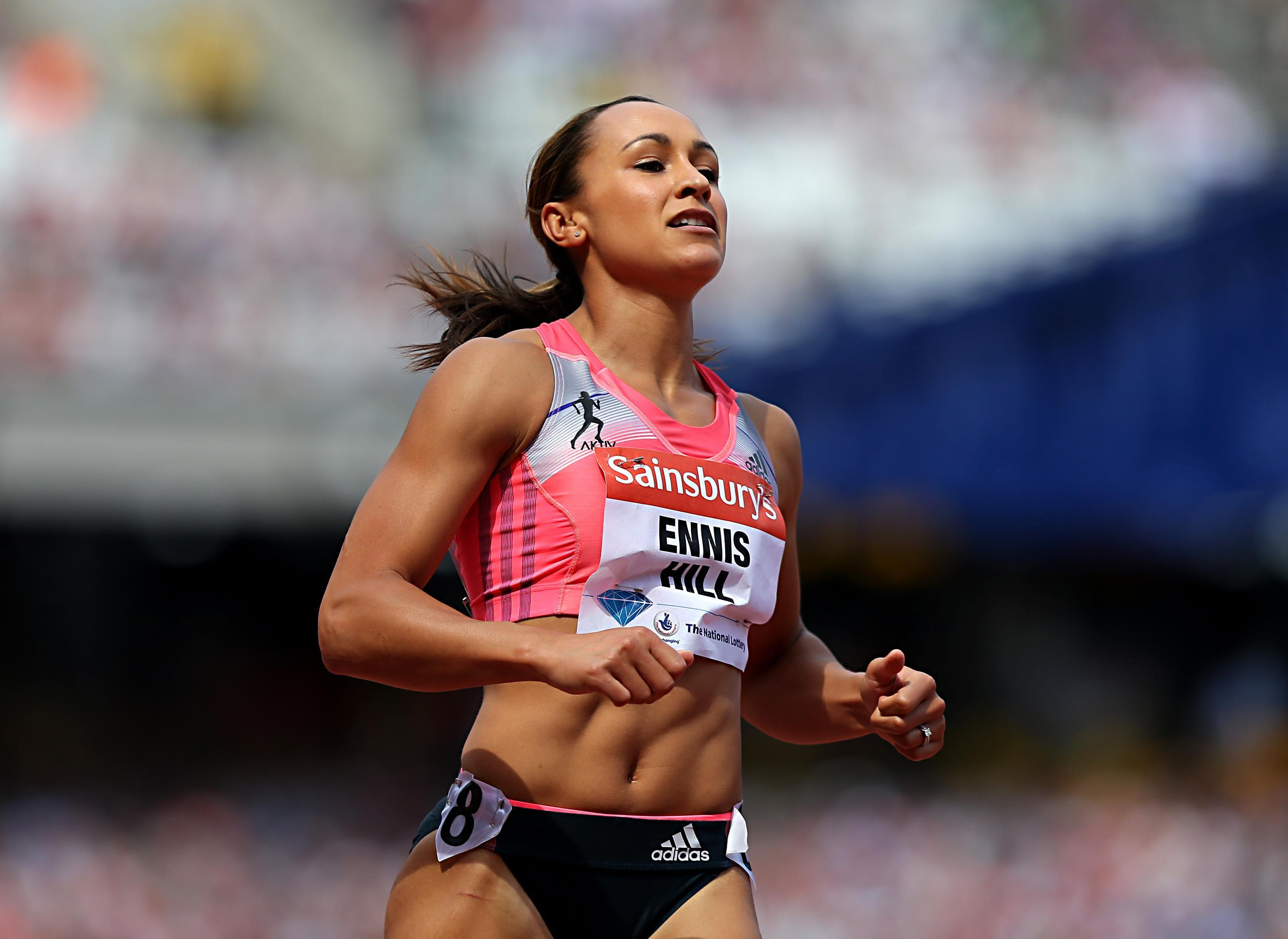 jessica ennis hill facing calls - HD 3000×2188