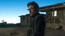 Benicio del Toro on Trump's America and how 'Sicario 2' gives his assassin 'a conscience' (exclusive)