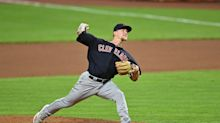 Cleveland quarantines pitcher Zach Plesac for 3 days after he went out with friends