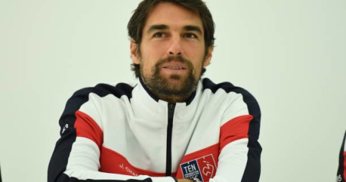 Tennis - Coupe Davis - Jérémy Chardy : «Avec Yannick, deux potes qui vont aller à la bagarre»