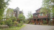 -【宜蘭】住宿.獨特的原木設計~會呼吸的房子「北方札特」