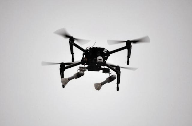 Proposed law would give DHS power to seize and destroy drones
