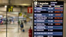 Nuevo cierre en España del aeropuerto de Alicante