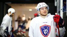 Hockey - Guillaume Leclerc à l'essai en Autriche