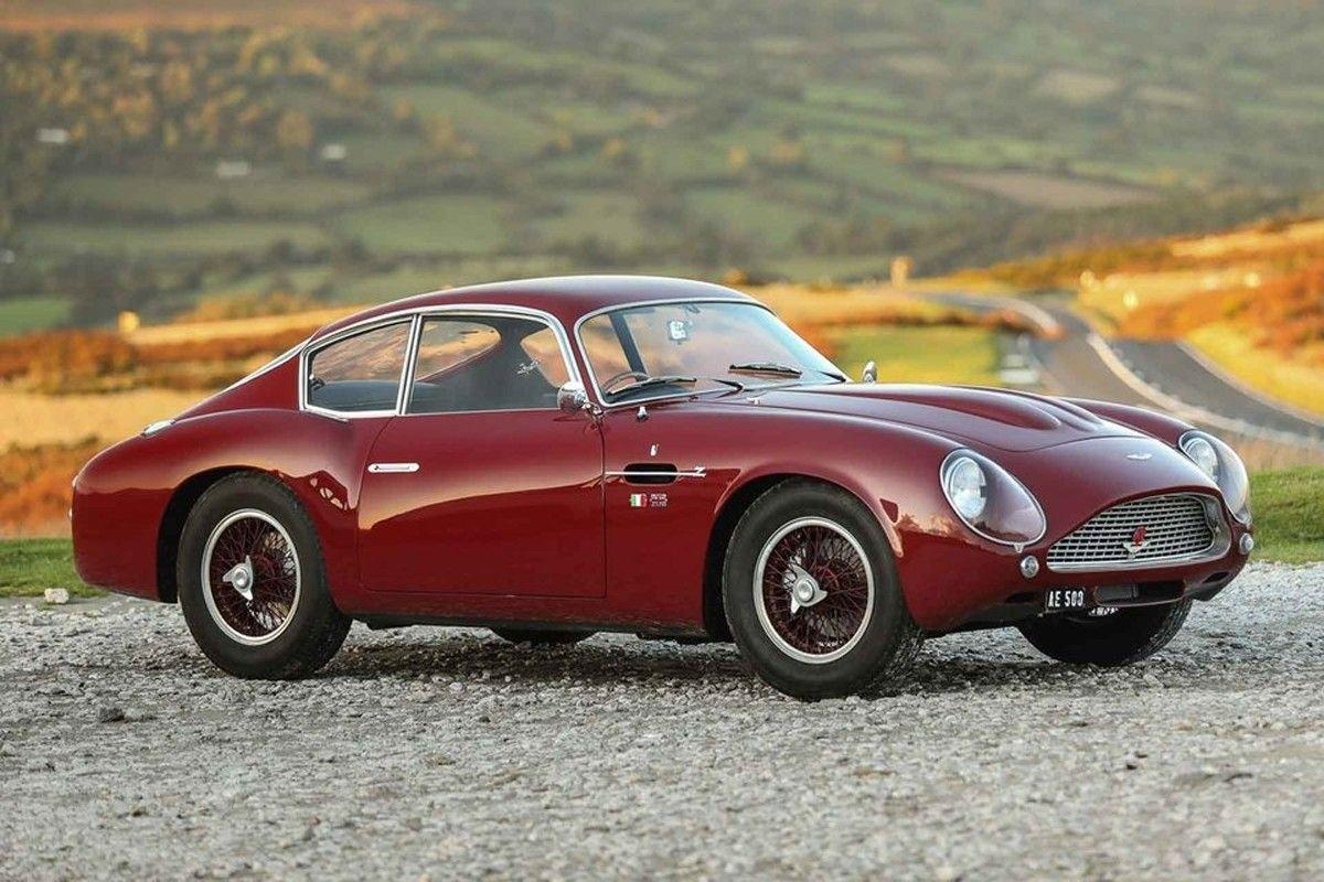 Original 1961 Aston Martin Db4 Gt Zagato Expected To Sell For 9 1m