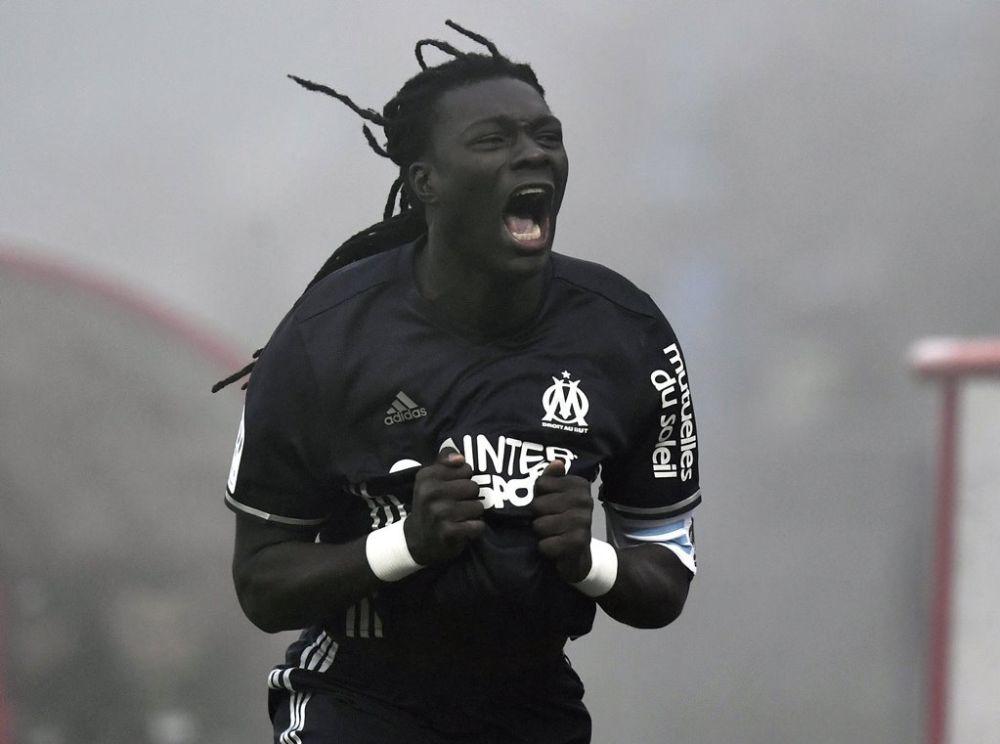 """OM: """"Pas une progression de retourner à St-Etienne"""" selon Gomis"""