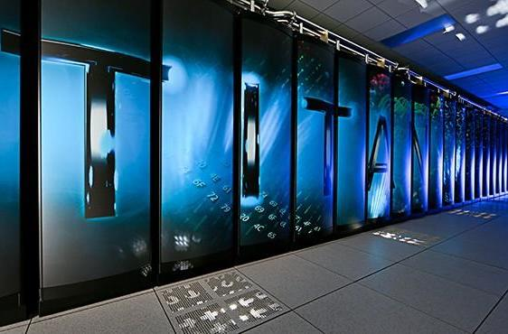 Titan supercomputer leads latest Top 500 list, newly-available Xeon Phi chip cracks top ten