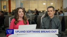 Upland Software Breaks Out