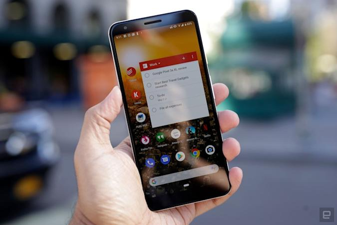 The Pixel 3a and 3a XL are on sale as low as $270