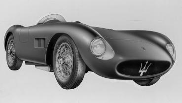 以賽道基因加冕未來!Maserati Tipo紀念賽車300S問鼎委內瑞拉大獎賽65周年