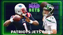 Mad Bets: Will the Patriots cover -7 vs. Jets?