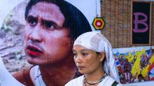 Tears at Bangkok memorial for murdered activist