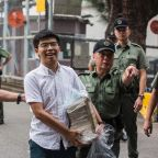 Joshua Wong: Poster child of Hong Kong's 'Umbrella Movement'