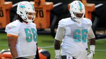 Kelly: Dolphins O-line has a tough task to protect Tua from Aaron Donald