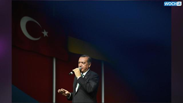 Turkey's Erdogan Says Foes May Leak Video In Bid To Smear Him