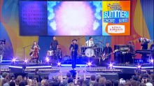 The Lumineers jam out to 'Ophelia' live on 'GMA'