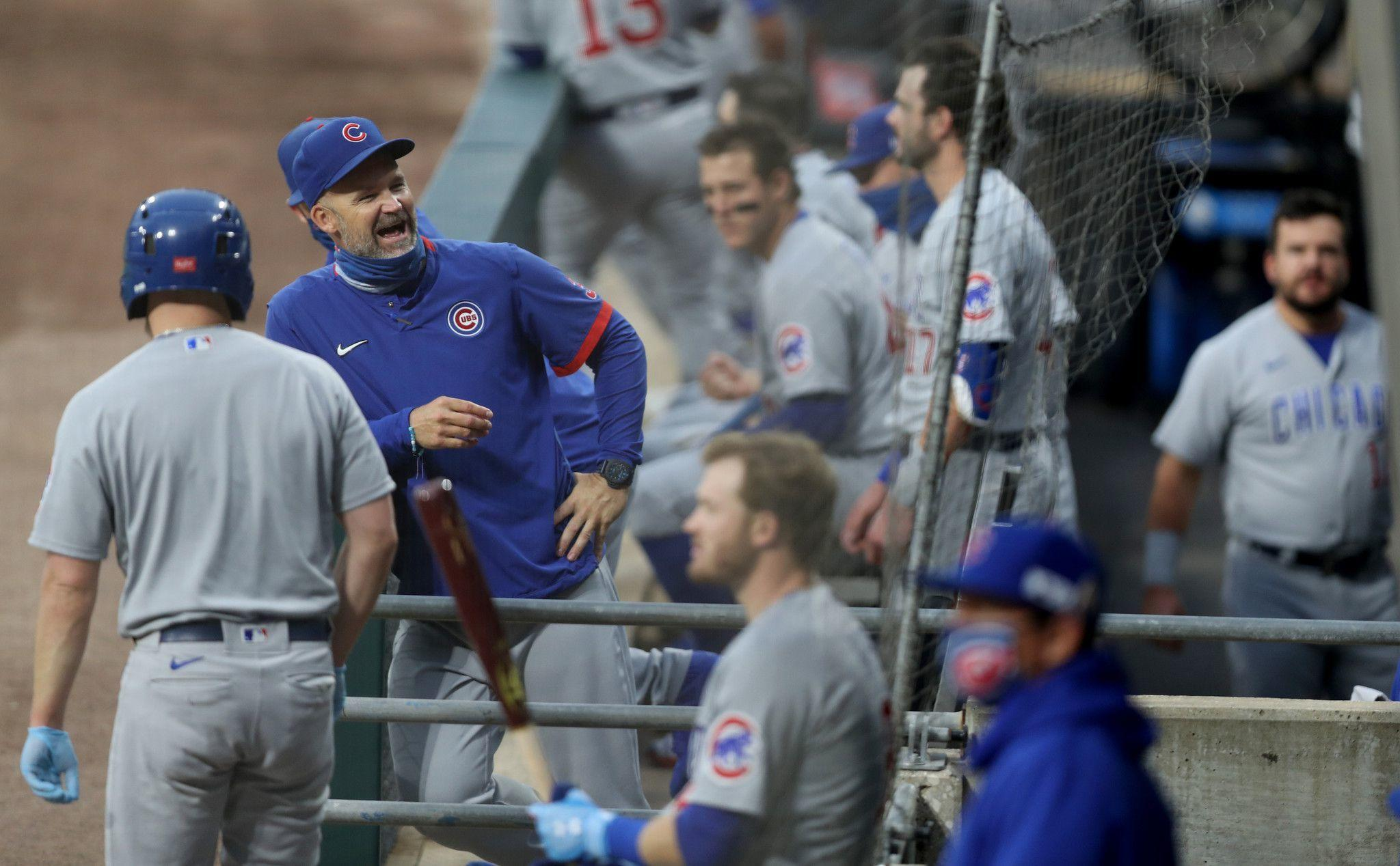 David Ross never lost faith in the Cubs' core players. As they embark on what might be a last hurrah, 'I still have to trust in that group.'