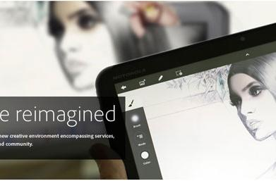 Adobe reveals Creative Cloud, links Touch Apps to Creative Suite with 20GB storage