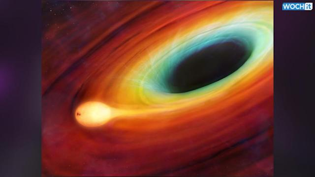 Distant Galaxy Has 3 Supermassive Black Holes At Its Center