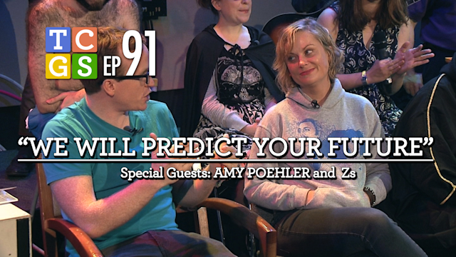 TCGS #91 - We Will Predict Your Future