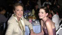 Los 85 años de Julie Andrews en 15 fotos que quizás no has visto
