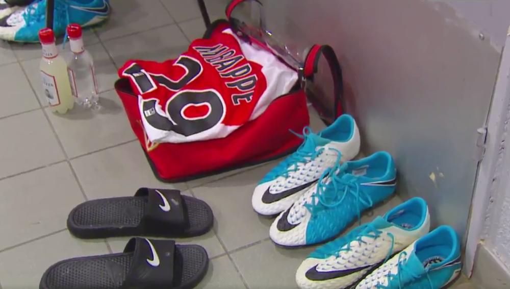 Angers-Monaco: la surprenante place de Mbappé dans le vestiaire