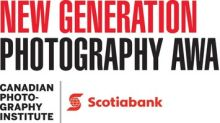 The Canadian Photography Institute and Scotiabank Announce Inaugural New Generation Photography Award Longlist
