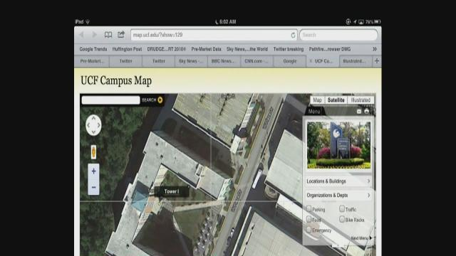 Dorm evacuated after death; device found