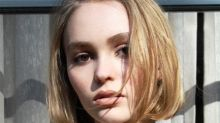 Lily-Rose Depp Lands First Fashion Editorial