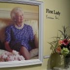 Barbara Bush's presence felt at presidential library in College Station