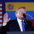 Trump warns Venezuela military they are risking their lives and future