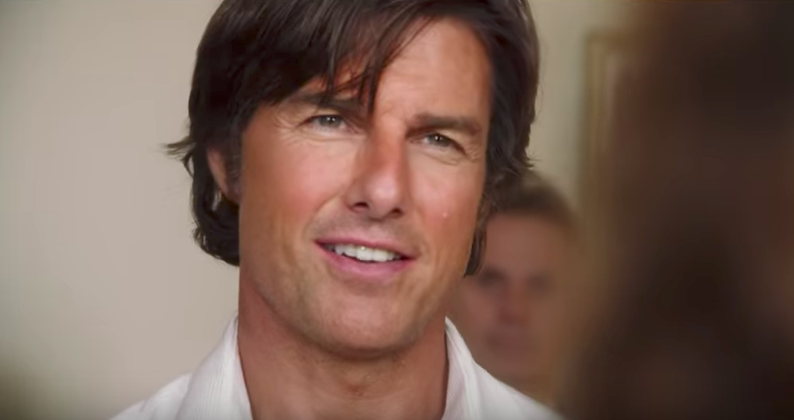 Tom Cruise Is Flying H...