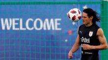 El United, protagonista en el último día de mercado, se hace con Cavani